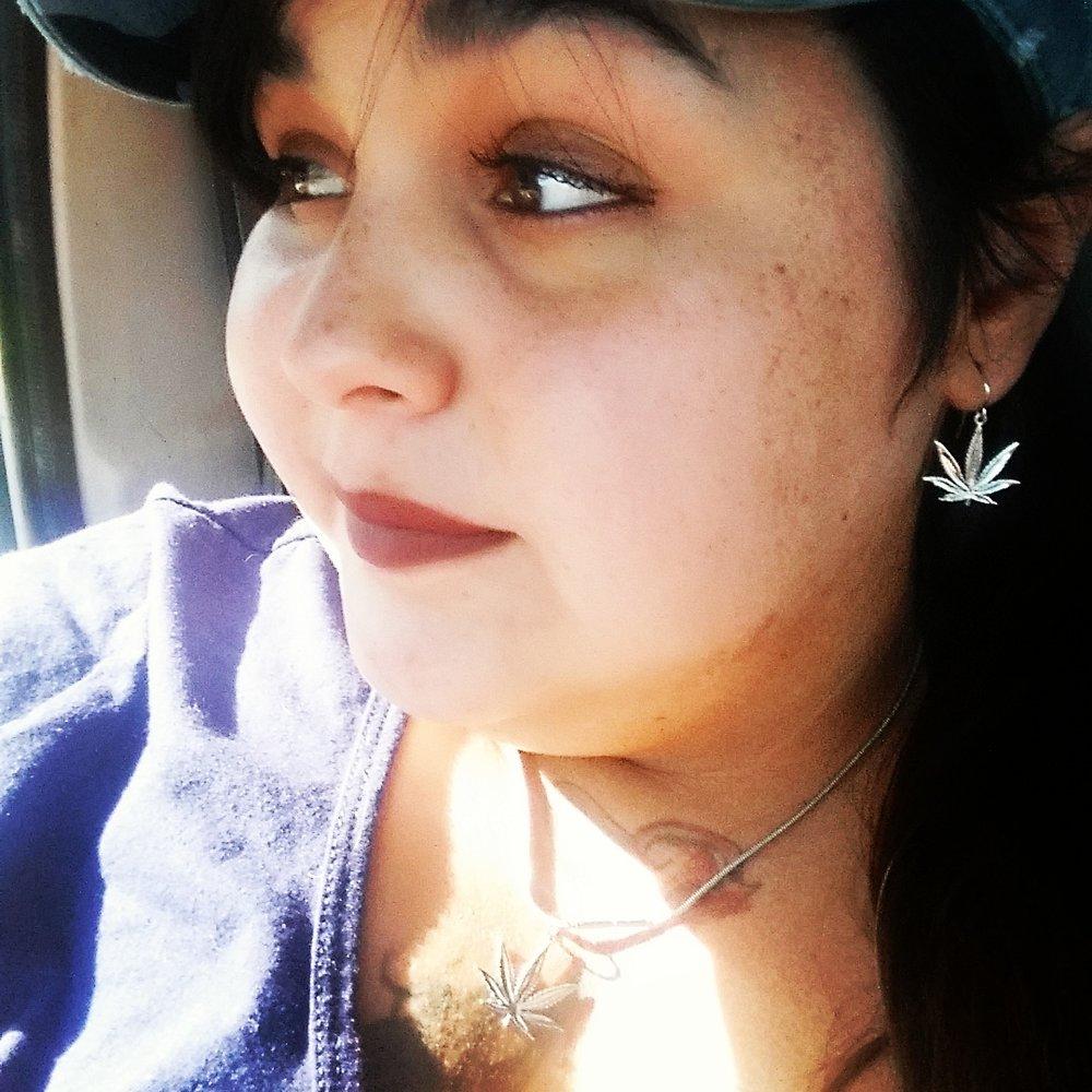Kristine Gonzales - Genife M - Cannabis Inspired Jewelry .jpg