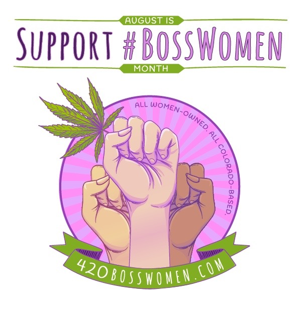 support-boss-women-genifer M luxury cannabis inspired jewelry