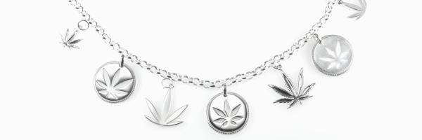Genifer M cannabis jewelry cannabis leaf deisgns.jpg