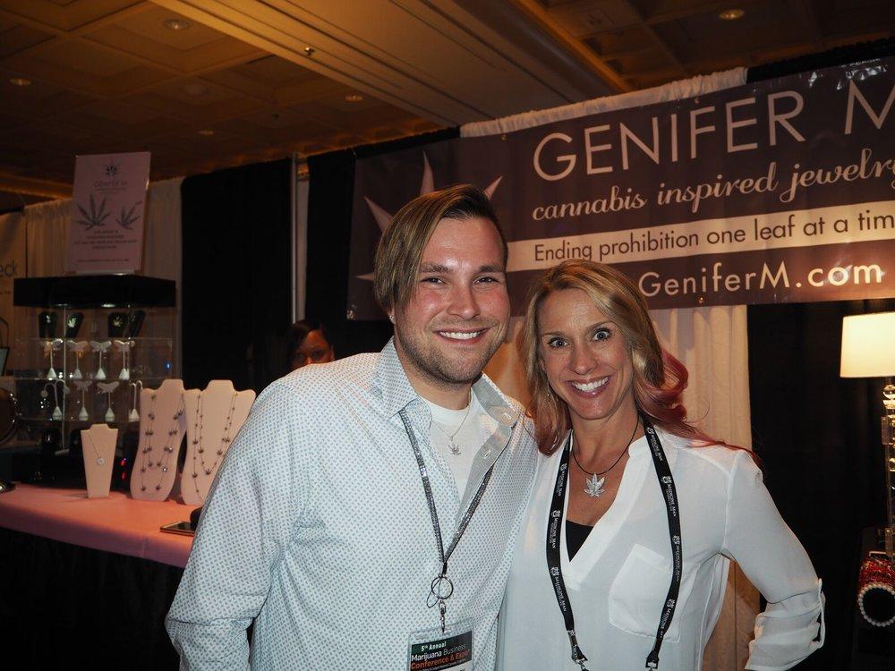 Genifer Murray and Cannaway.jpeg