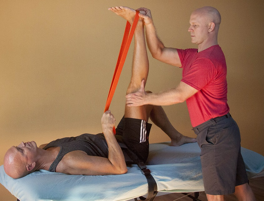 Active Isolated Stretching of the Hamstrings Muscles