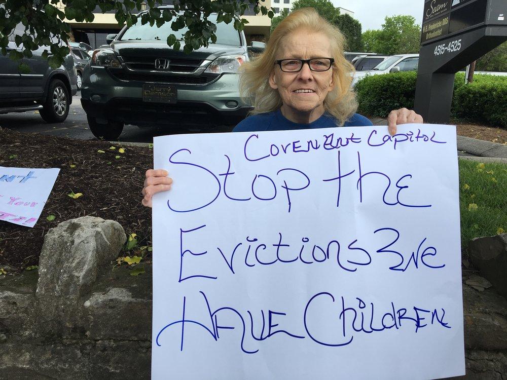 Homes For All Nashville - Resist Displacement in Nashville