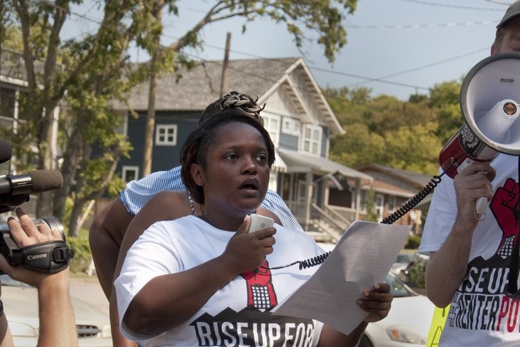 Homes For All Nashville - Organizing to defend tenants' rights
