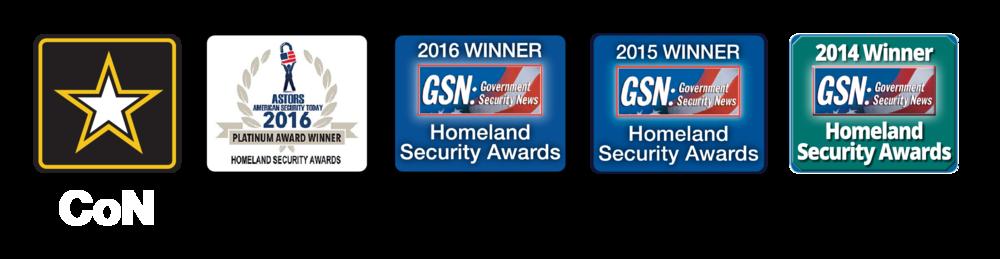 AppGuard Awards