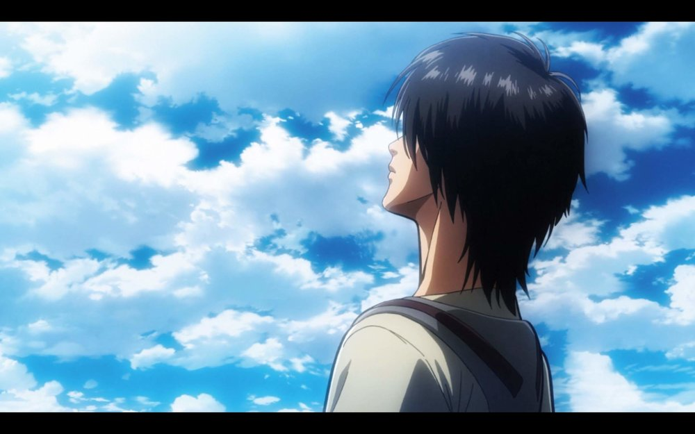 Another decade with adult Eren Jaeger is looking pretty good.