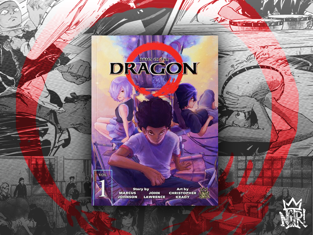 Arms of The Dragon: Volume One