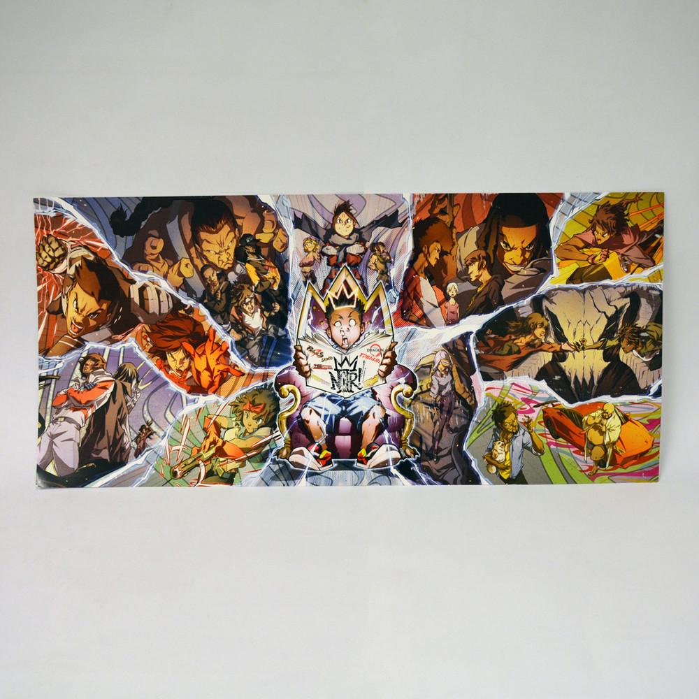 Noir Caesar Originals Poster
