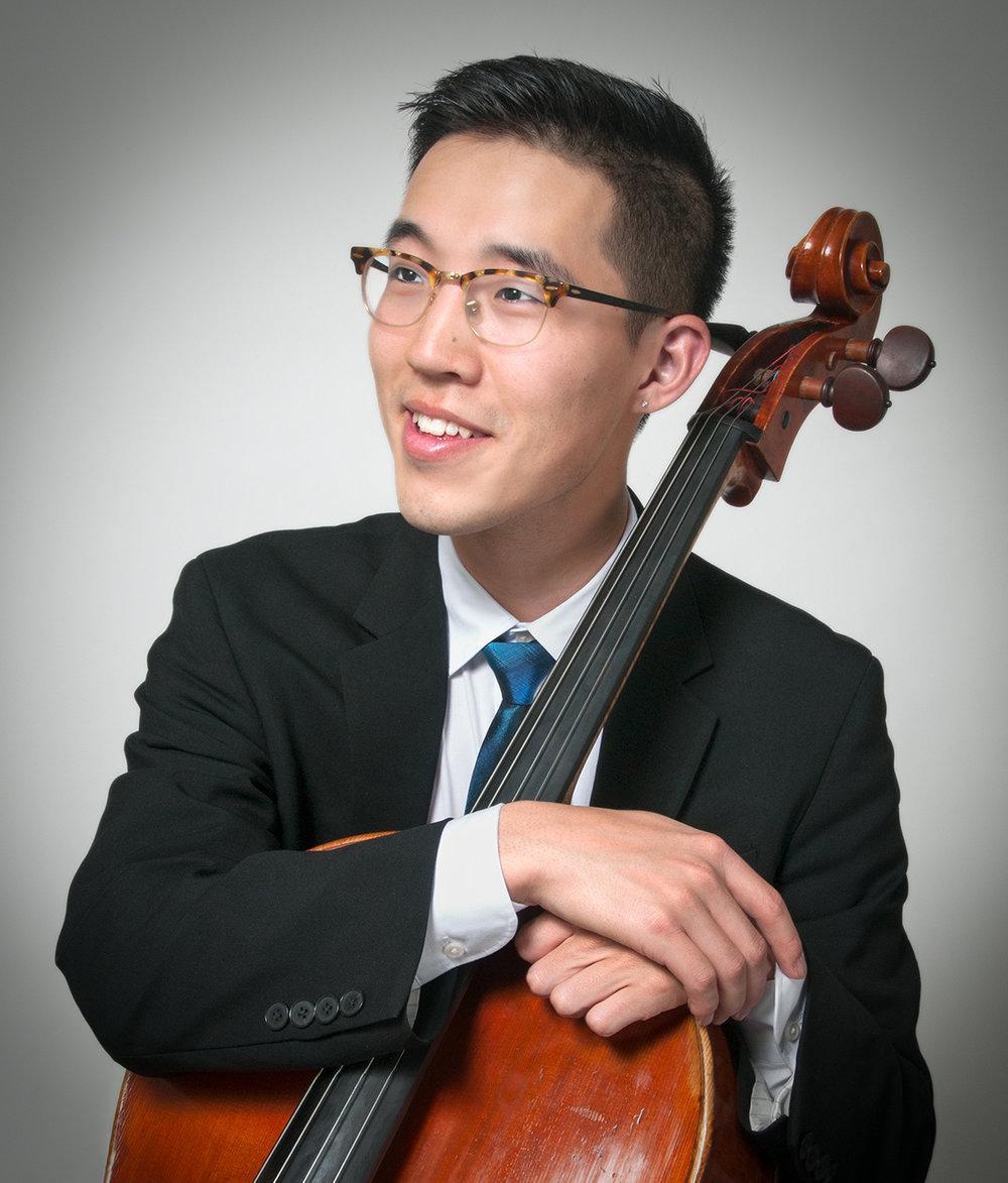 Eunghee Cho, cello