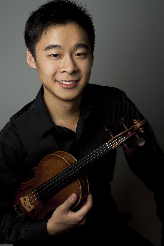 Kenneth Liao, violin