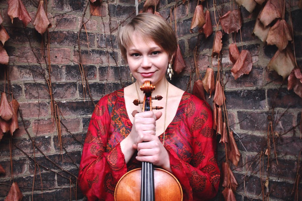 Charlotte Malin, viola