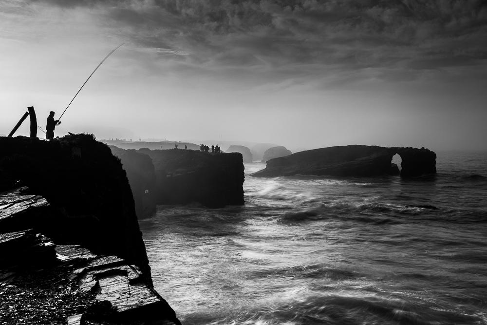 2016. A mar revuelto ganancia de pescadores.