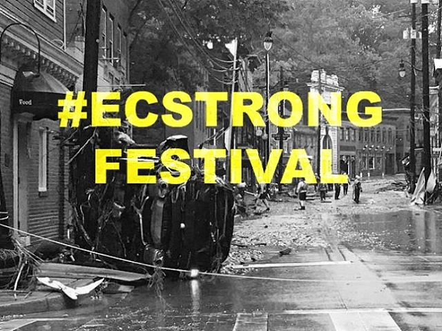 Excited to announce that Rana Ray Apparel will be participating as an official vendor at the #ECSTRONG Festival on July 28th! If you would like more information about the event head over to the link in bio to purchase tickets. All bracelets and 50% of merchandise proceeds will go towards benefiting the May floods. See you there!