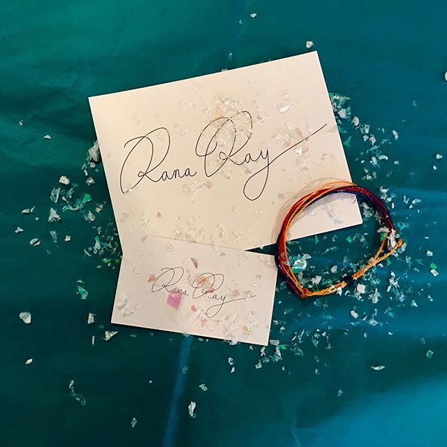 One of my favorite things when it comes to owning a business is making packages. At Rana Ray Apparel, you're doing much more than making a purchase-you're supporting a dream and helping a local cause in need. I'm currently accepting orders for #ecstrong PuraVida bracelets. Each bracelet is $4 each and goes towards the Ellicott City Partnership to help fund the recent flood. All payments can be made via check or PayPal. Please email me at info@ranaray.com for orders and general inquiry. Thanks #happymonday #ecstrong #ellicottcityflood #shopsmall #shoplocal #puravidabracelets #puravida