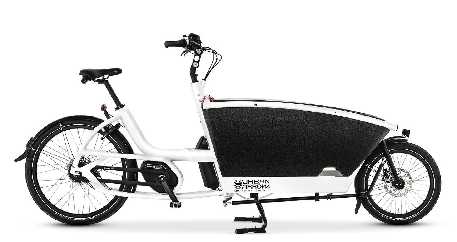 Urban Arrow Family — G&O Family Cyclery   Seattle Electric Bike Shop