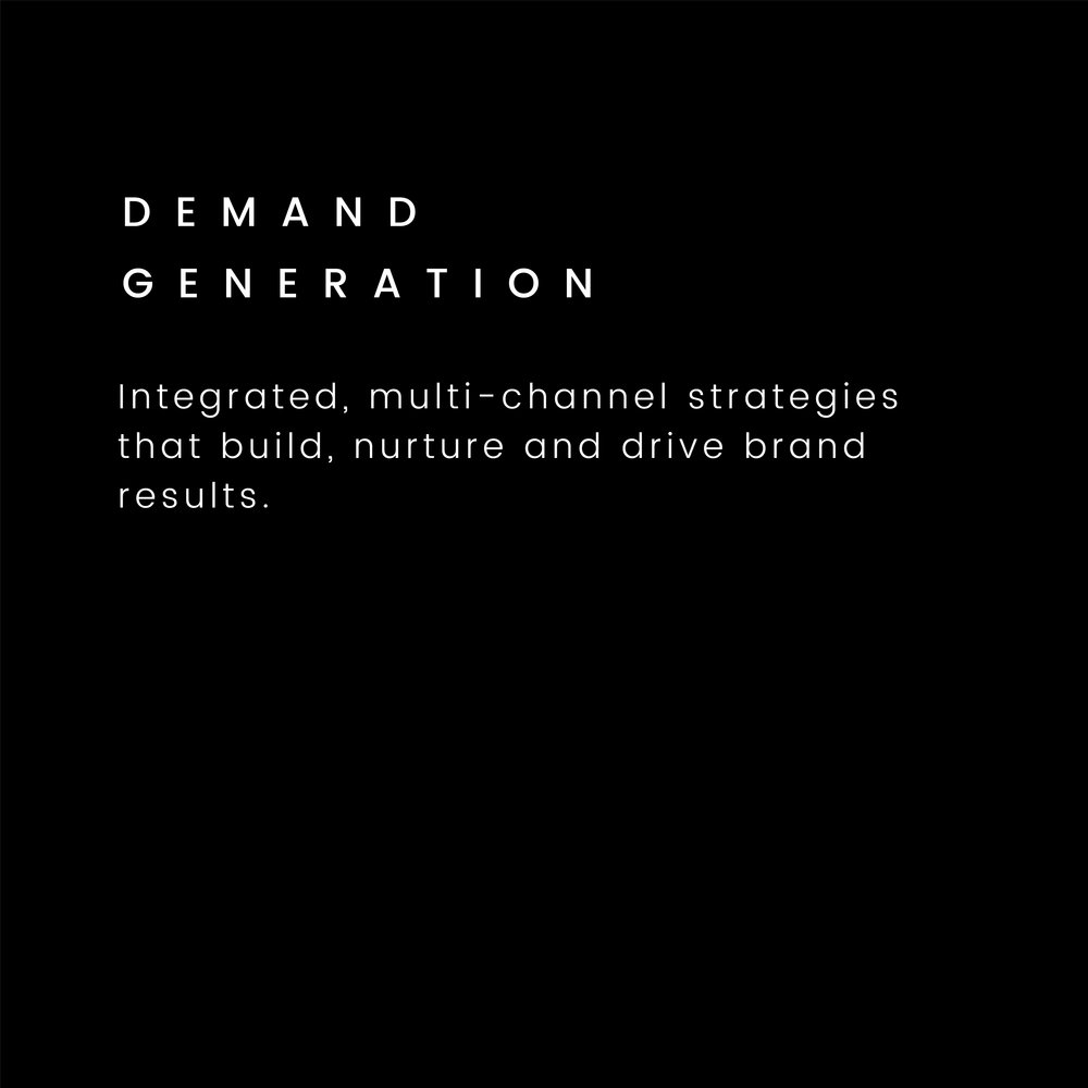 MULTI CHANNEL MARKETING MEDIA STRATEGY SEARCH ENGINE MARKETING CONTENT MARKETING