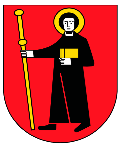 Coat of Arms of the Canton of Glarus.