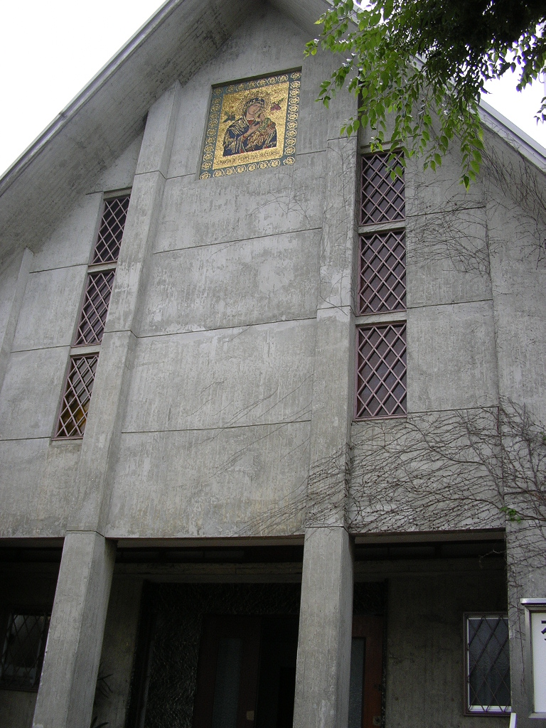architectureofdoom: Yukinoshita Parish, Kamakura, Japan