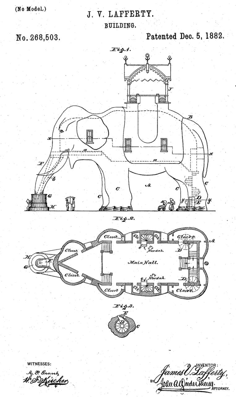Patent number 268,503.