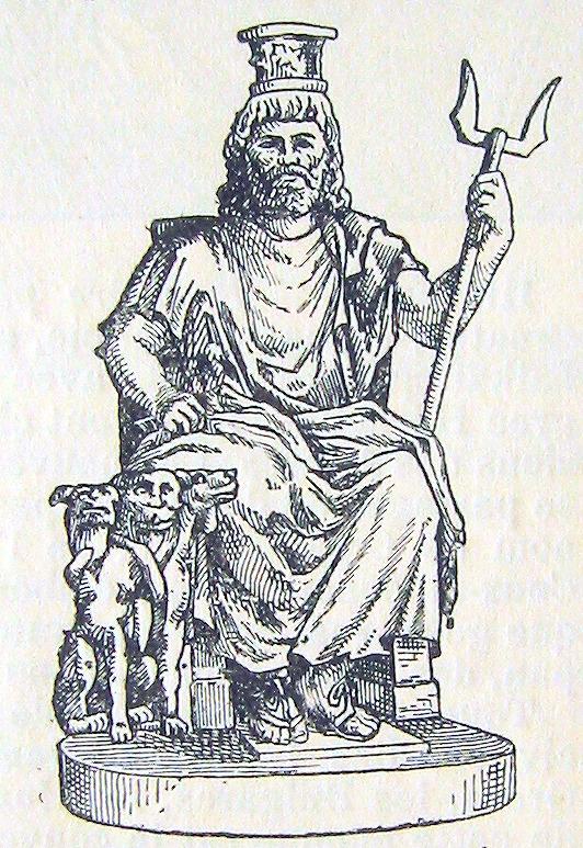 via upload.wikimedia.org HAIL SERAPIS