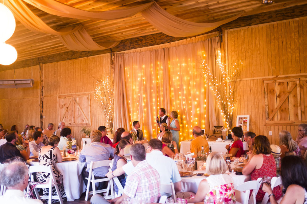 Beautifully Rustic Event Center