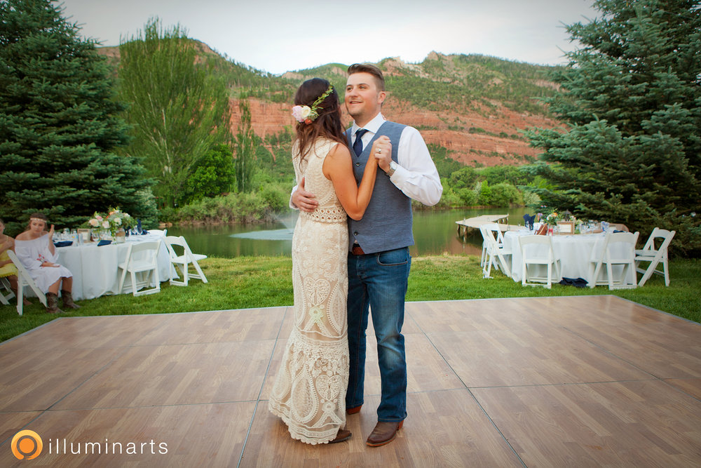 K&S Wedding at RBR