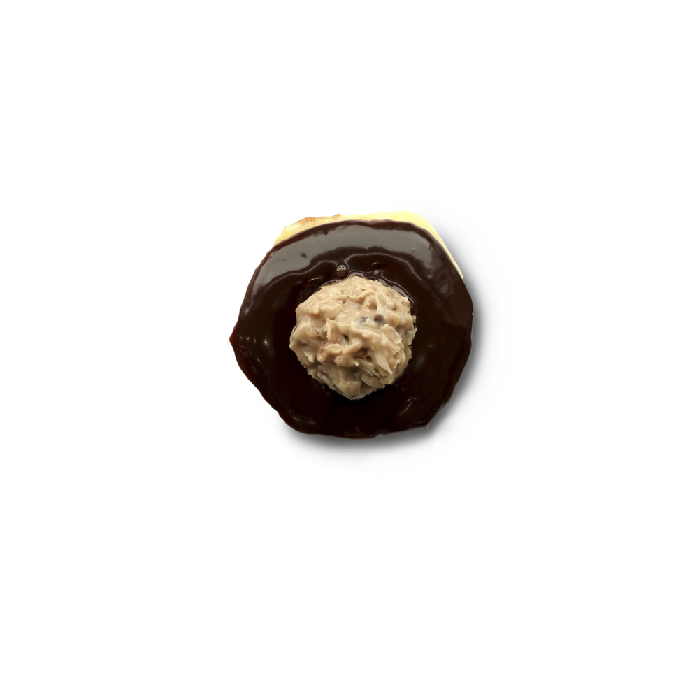 Chocolate with Coconut Pecan