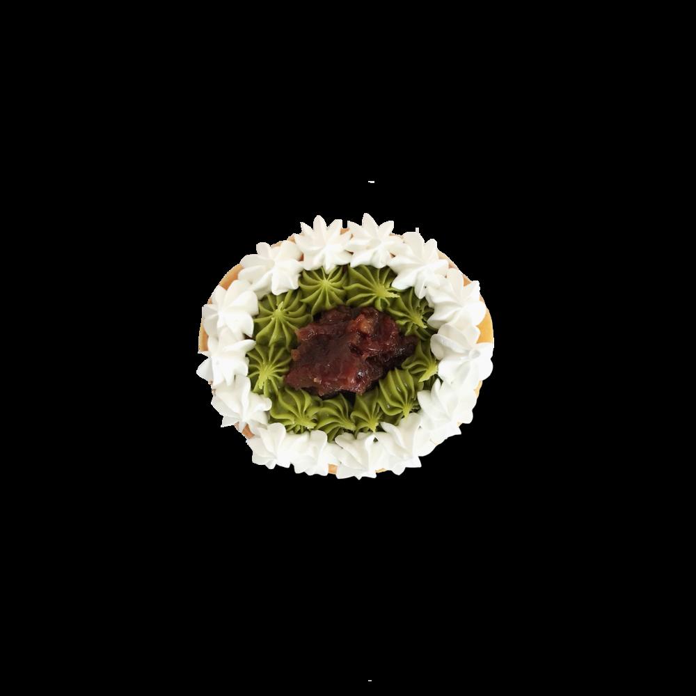 Matcha with Azuki Bean