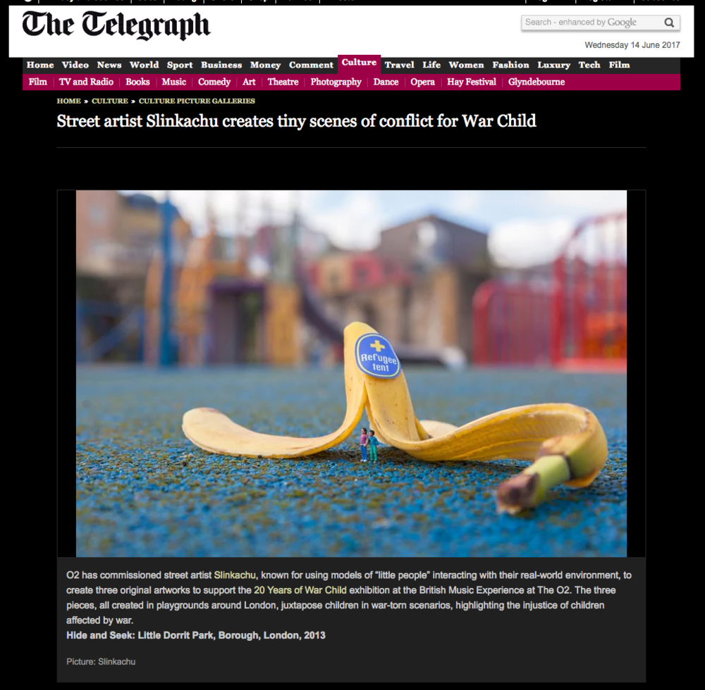 Telegraph.com 19th February 2013