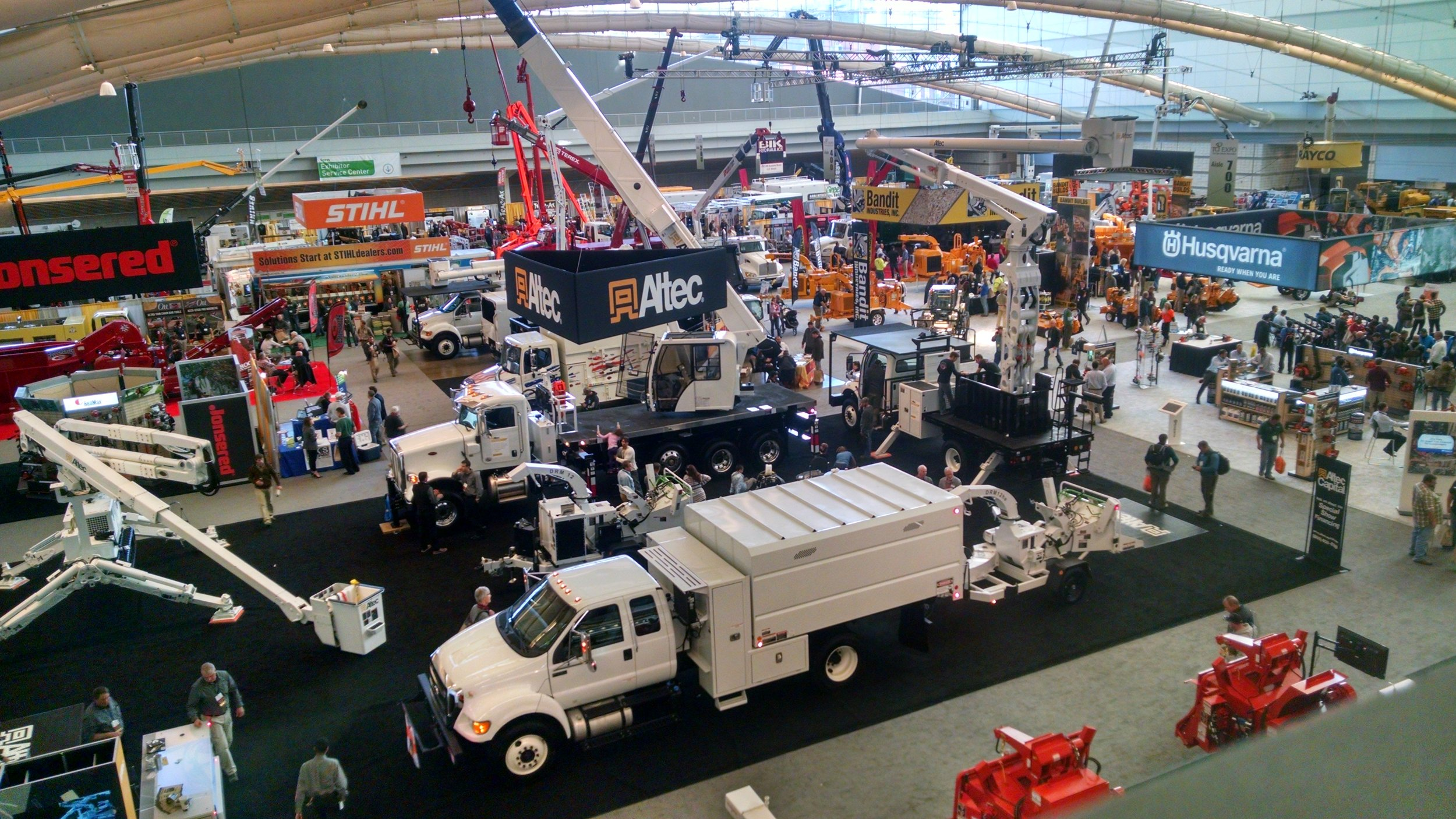 TCI EXPO is designed specifically for the professional arborist highlighting the latest in tree care gear, products and equipment.