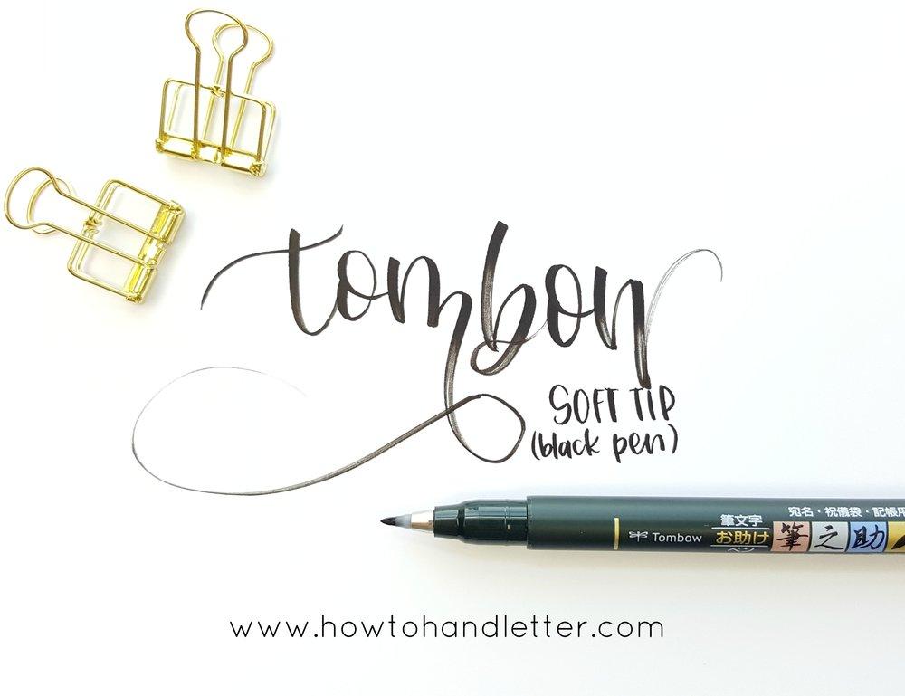 Pens u how to handletter