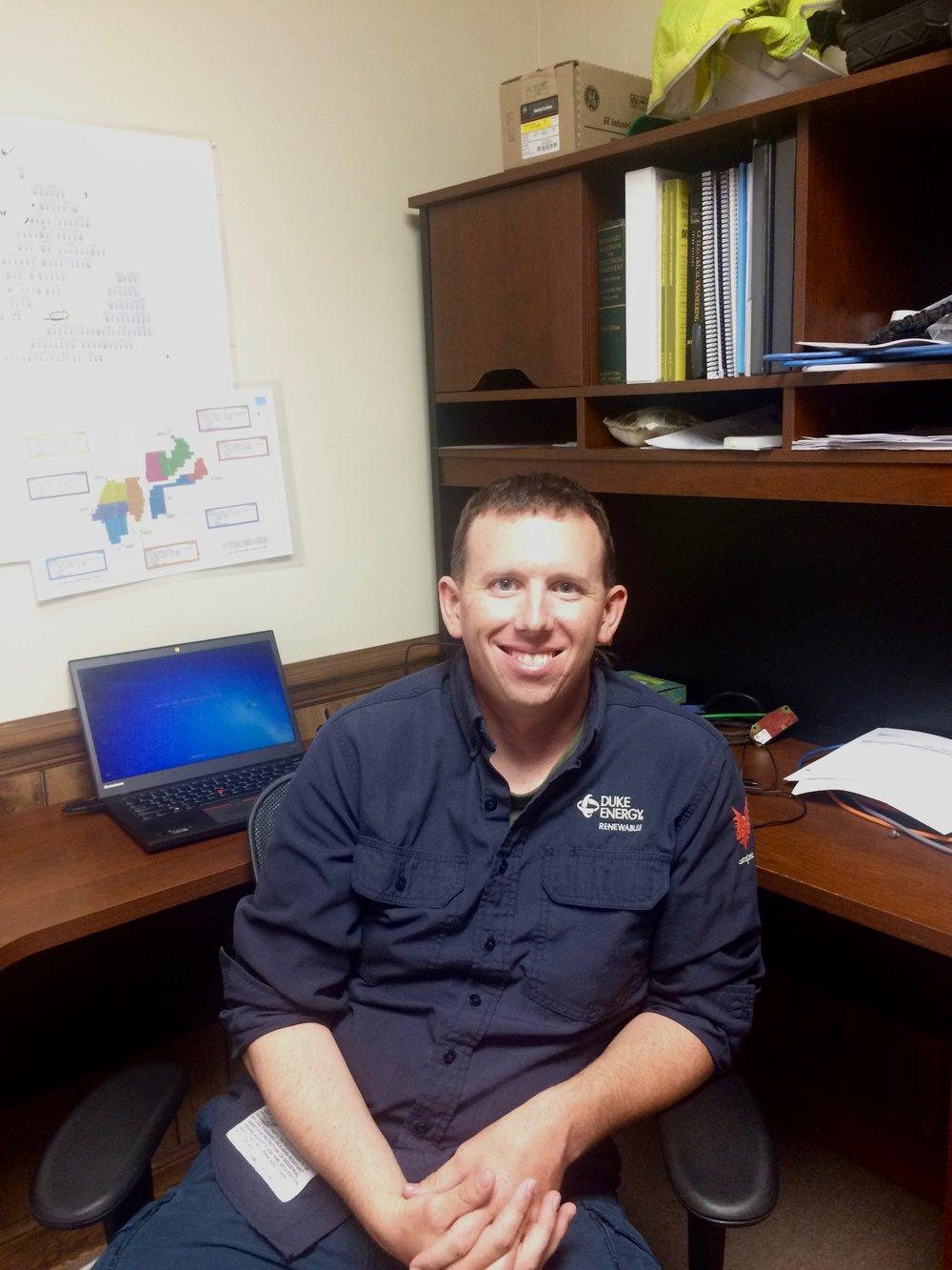 Paul  Solar Technician  Tarboro, NC