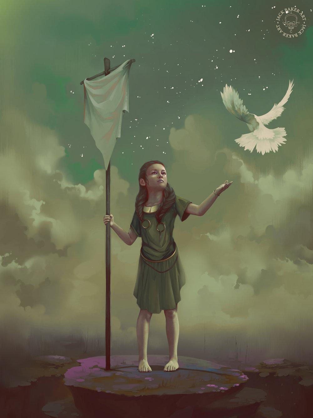 Kazuko Child of Peace
