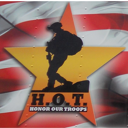 H.O.T. Honor Our Troops - Honor Our Troops' mission is