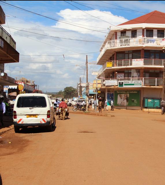 uganda babtist seminary -