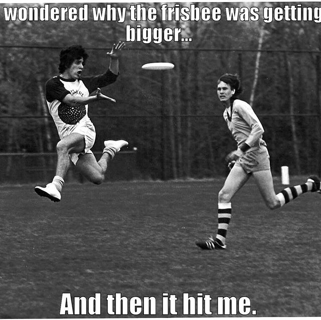 There is no Ultimate Frisbee tomorrow!  Have a great Labor Day Weekend!
