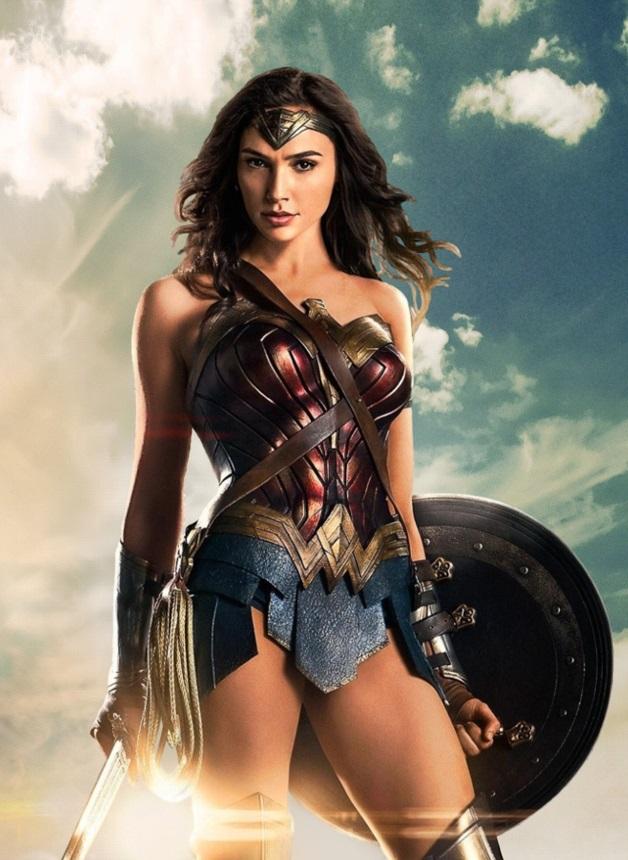 Wonder Woman, photo via  DCUnitedUniverse