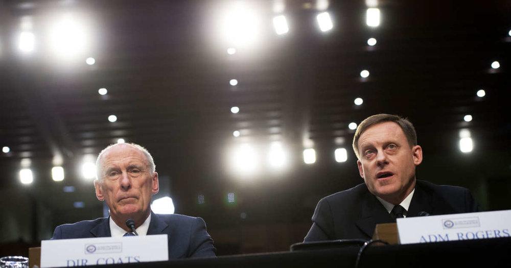 Officials Coats and Rogers, photo via  NYMAG