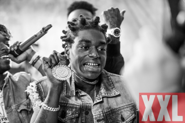 Kodak Black, photo via  XXL