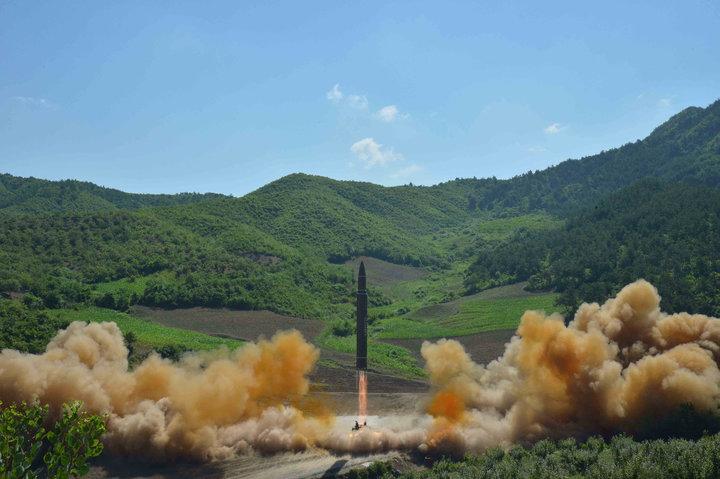 the missile, photo via  Huffington Post