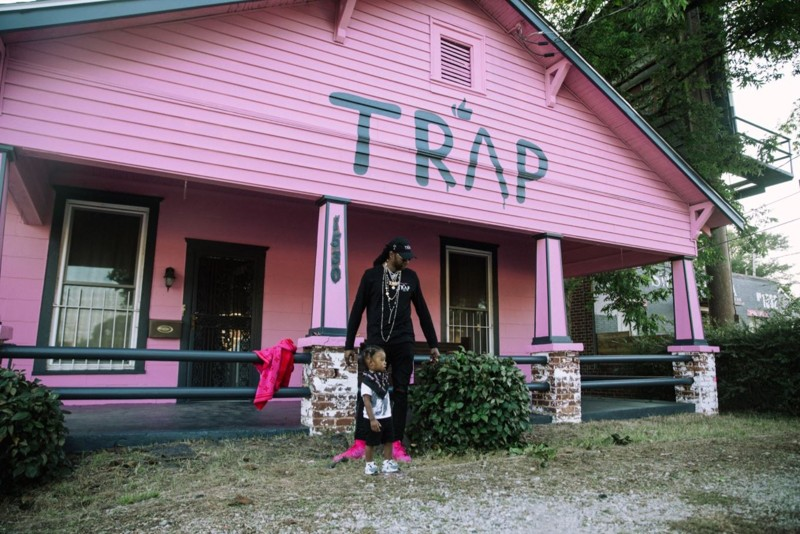 2 Chainz at the Trap House, photo via  Power 92 Chicago