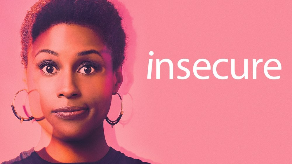 Issa Rae's  Insecure , photo via HBO