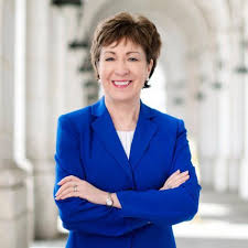 Senator Collins of Maine, photo via  Twitter