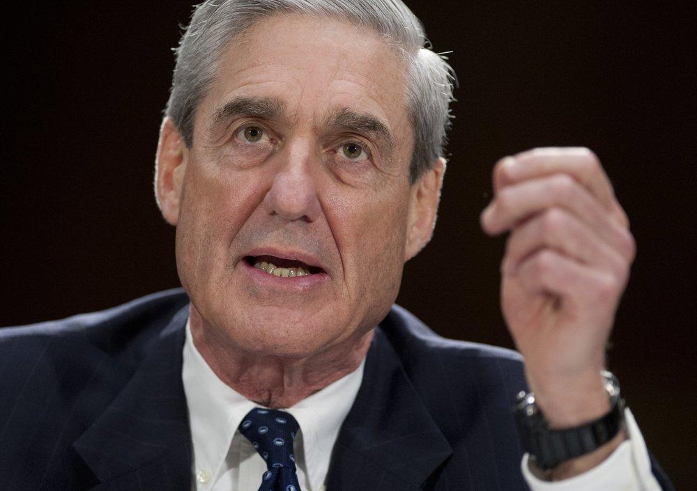 Robert Mueller, photo via  Time Magazine
