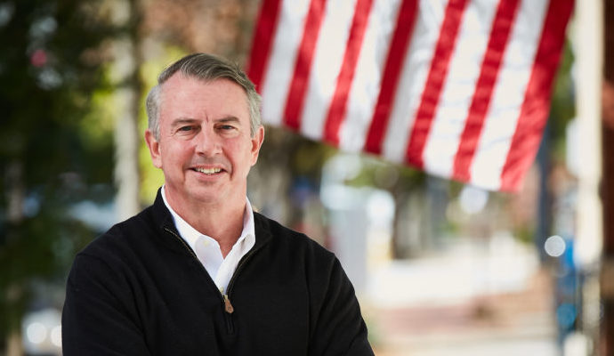 Gillespie, photo via  Gillespie for Governor