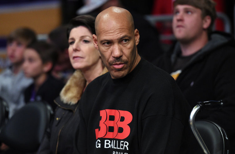 LaVar Ball, photo via  AOL