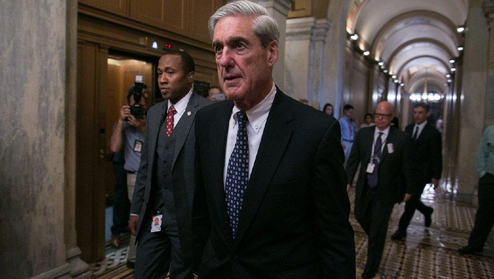 Robert gets shit done Mueller, photo via  Washington Examiner
