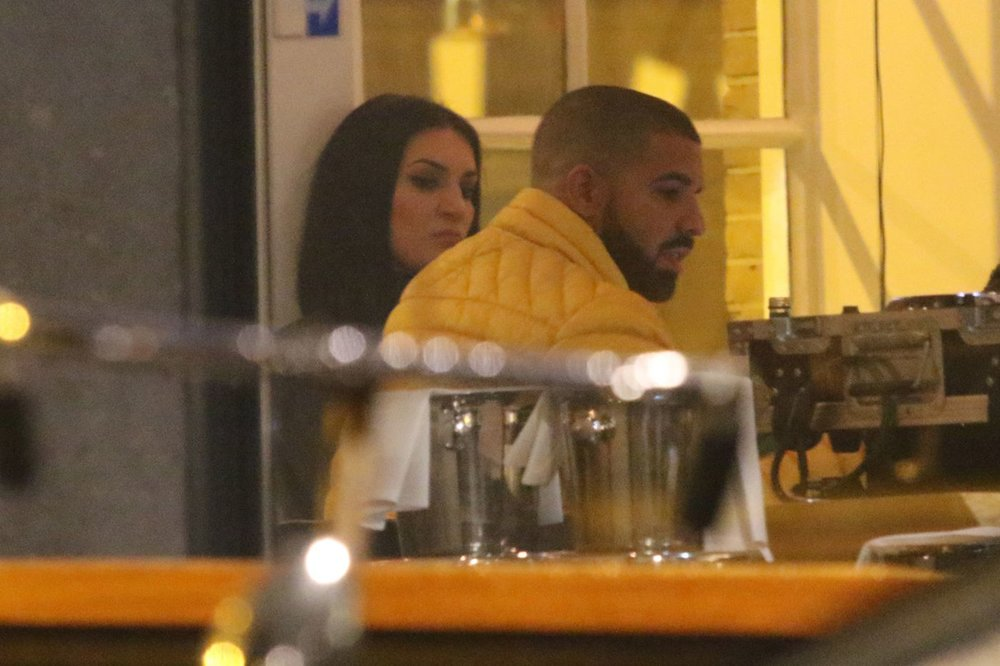 Drake and Brussax, photo via  New York Daily News