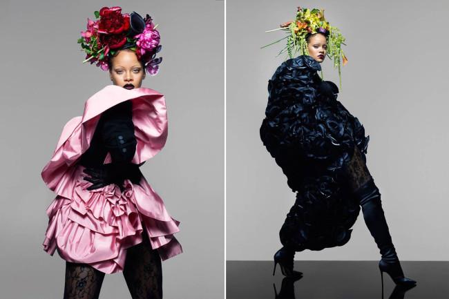 photo via  Nick Knight/British Vogue