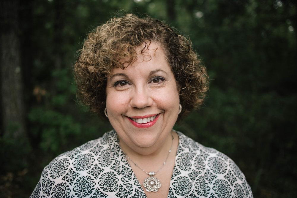 Melissa Irwin, Discipleship Pastor