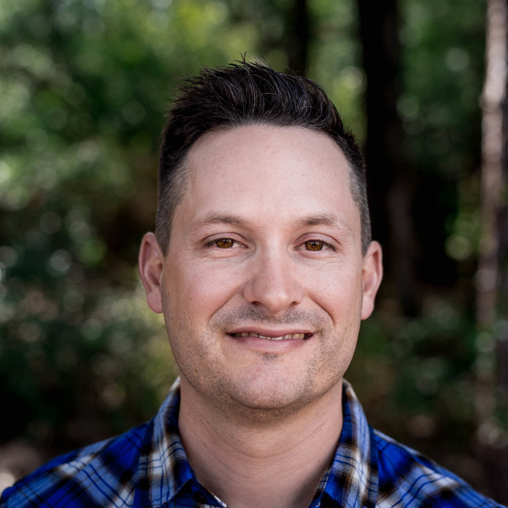 Justin Piazza, Middle School Pastor